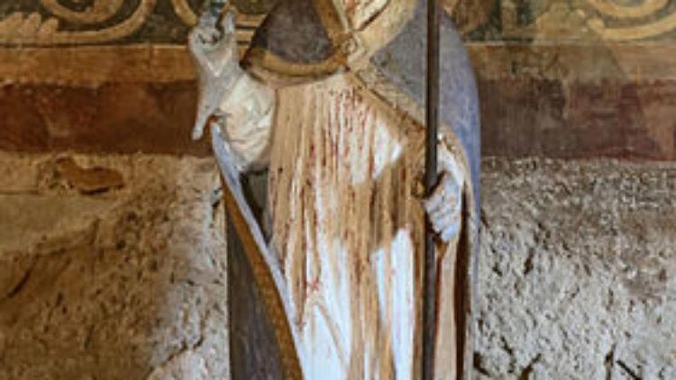 L'histoire: St-Robert de Turlande.