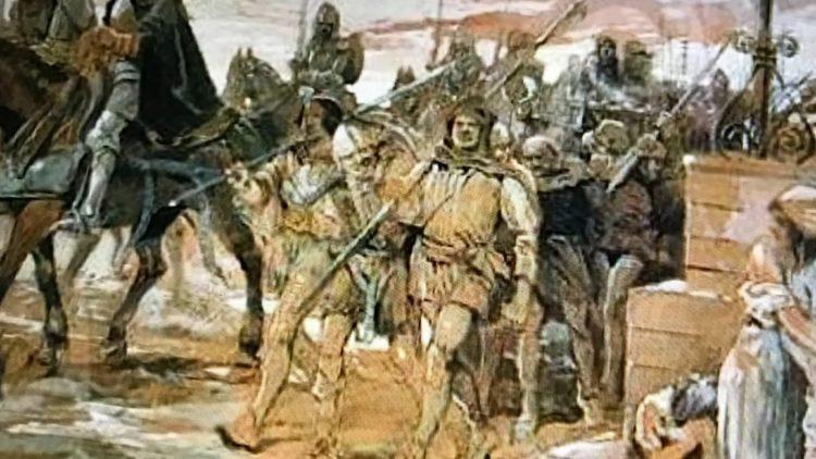 L'histoire : L'occupation de Turlande par les «routiers» anglais.