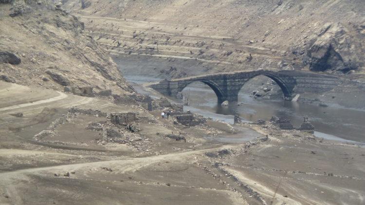 L'histoire: Le pont de Tréboul.