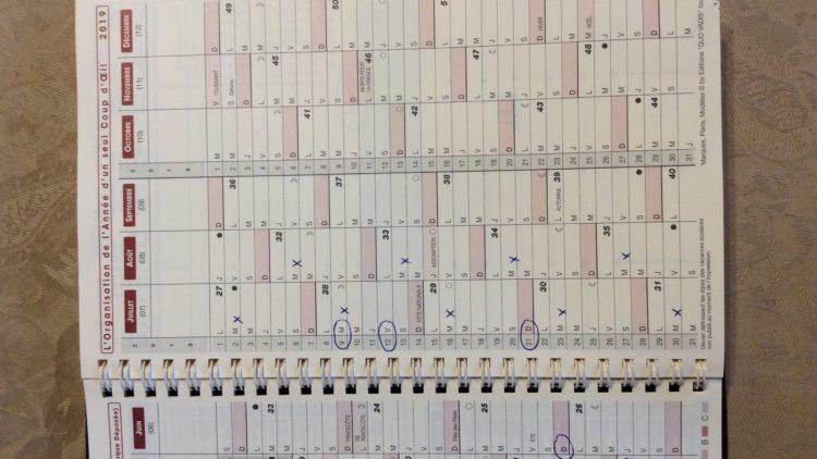 Quelques dates à retenir…