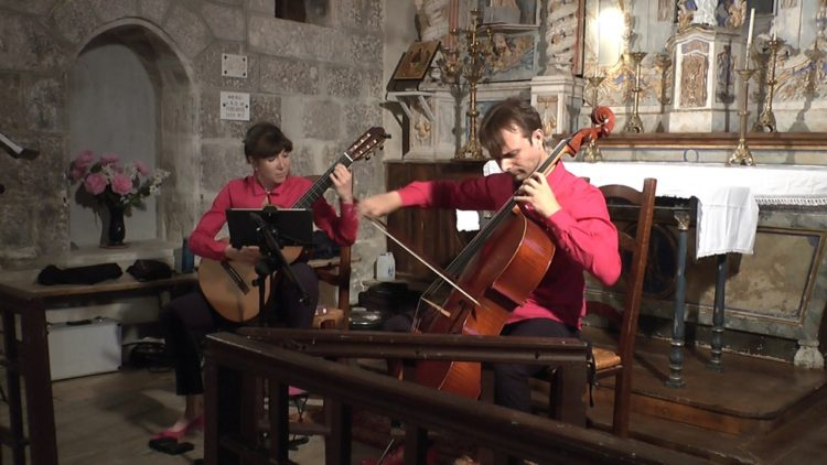 Concert dans La Chapelle