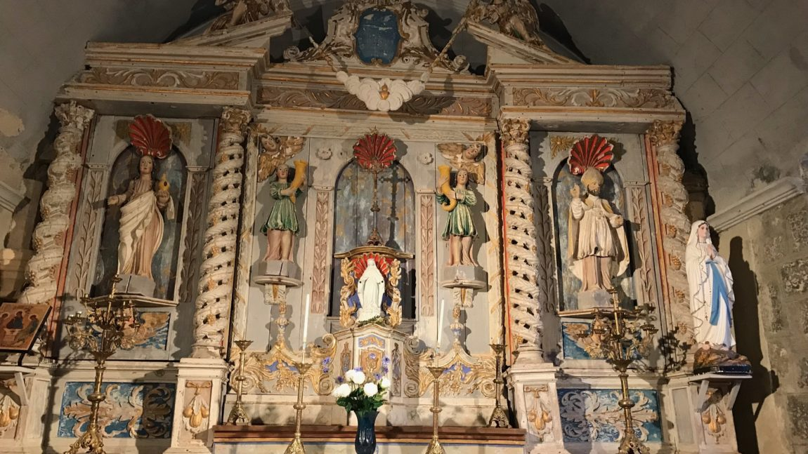 Chapelle ouverte au public